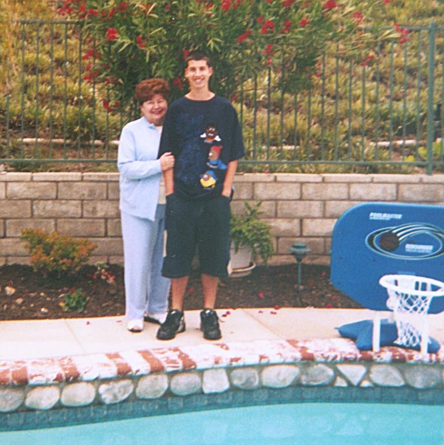 Mo and Grandma