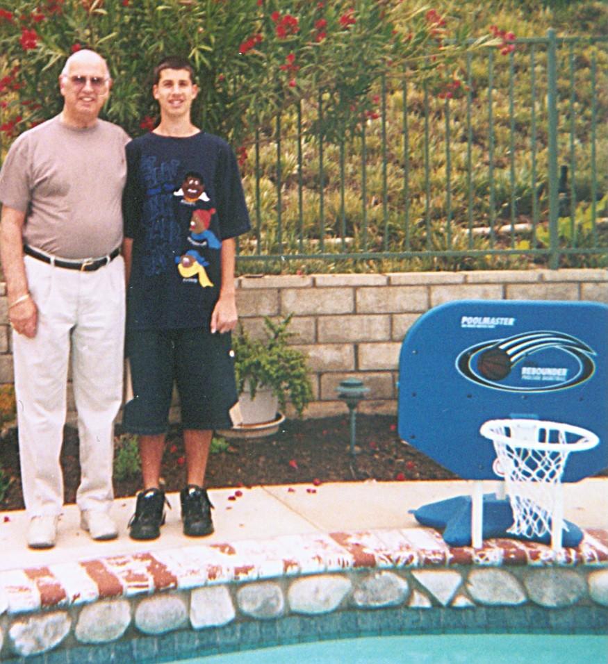 Mo and Papa